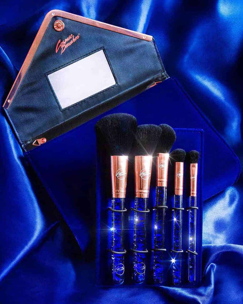Sapphire Makeup Brushes
