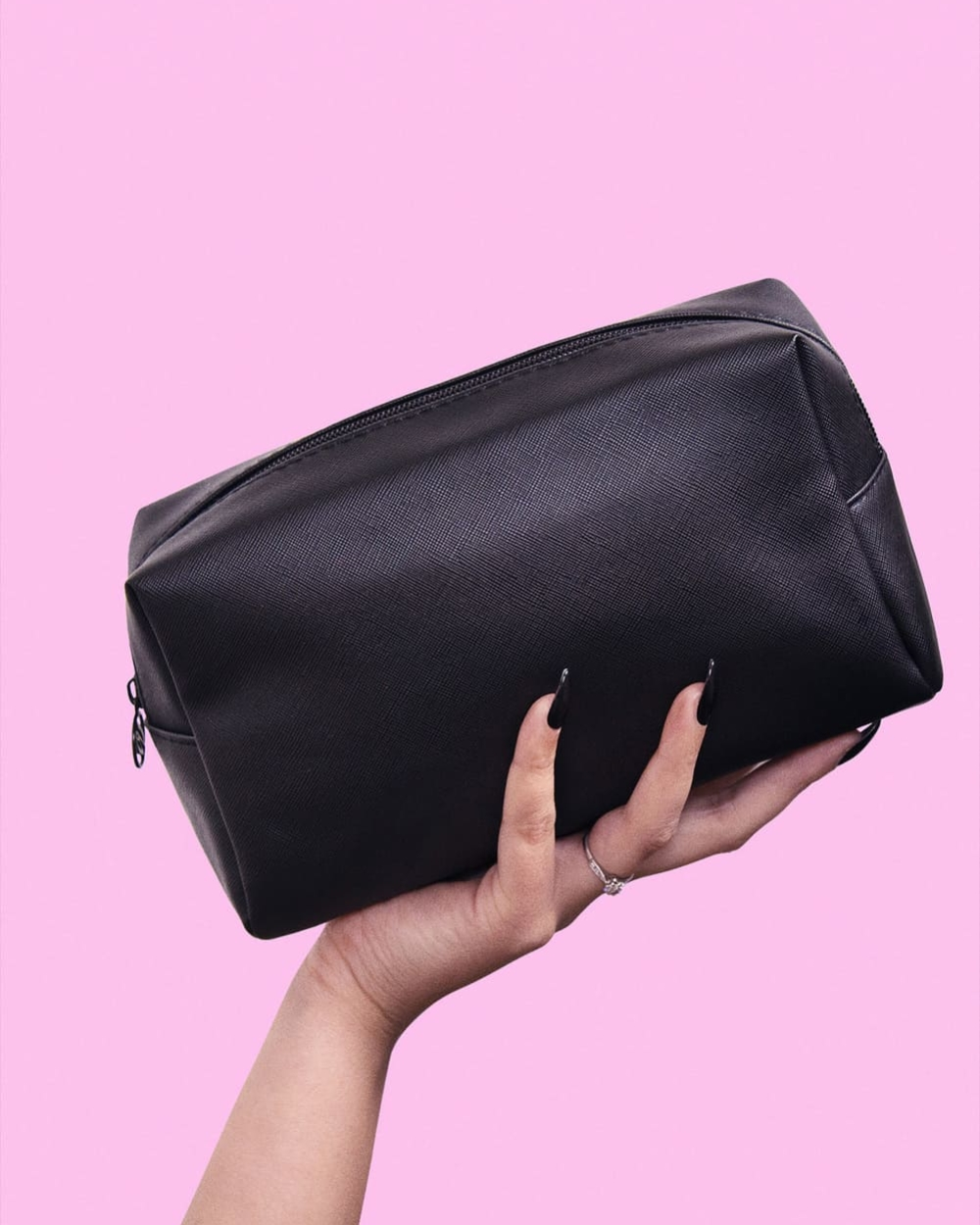 Black Hole Makeup Bag